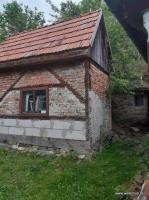 Casa din lemn in Martanus!