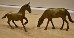 Cai din bronz