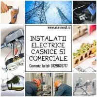 Montare si reparare instalatii electrice,sanitare si termice