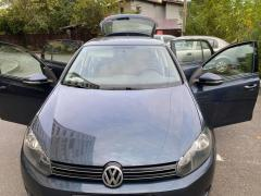 Volkswagen Golf VI 122 CP 2009 import Germania