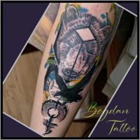 Salon Bogdan Tattoo - tatuaje Baia Mare
