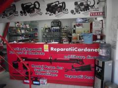Inchiriez Spatiu Comercial Service Auto
