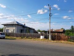 Casa + teren 1000 mp comuna Boldu, acces stradal DN 22 Ramnicu Sarat - Braila