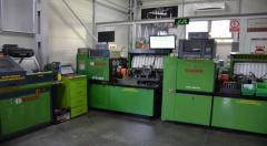 Reparatii / Reconditionare Injectoare Buzau - Pompe Duze, Piezo, Bosch, Delphi, Siemens