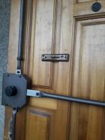 Vand Ușa masivă acces apartament