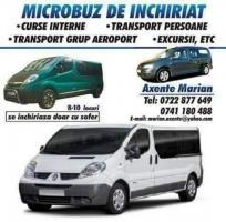 TRANSPORT PERSOANE SI RENT A CAR IN REGIM PRIVAT 24 / 24 H