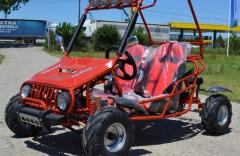 BUGGY MIDDY 125CMC #AUTOMAT