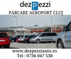 Parcare Aeroport CLUJ - Dezpezzi Park & Fly