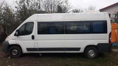 Microbuz transport persoane peugeot boxer 15 locuri