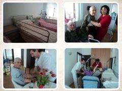 Azil in Bucuresti, persoane cu dizabilitati, Alzheimer, camin pentru batrani