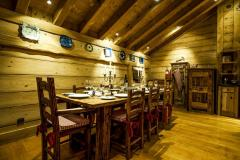 Cabana din Munti - 4 Dormitoare- Sauna-Jacuzzi