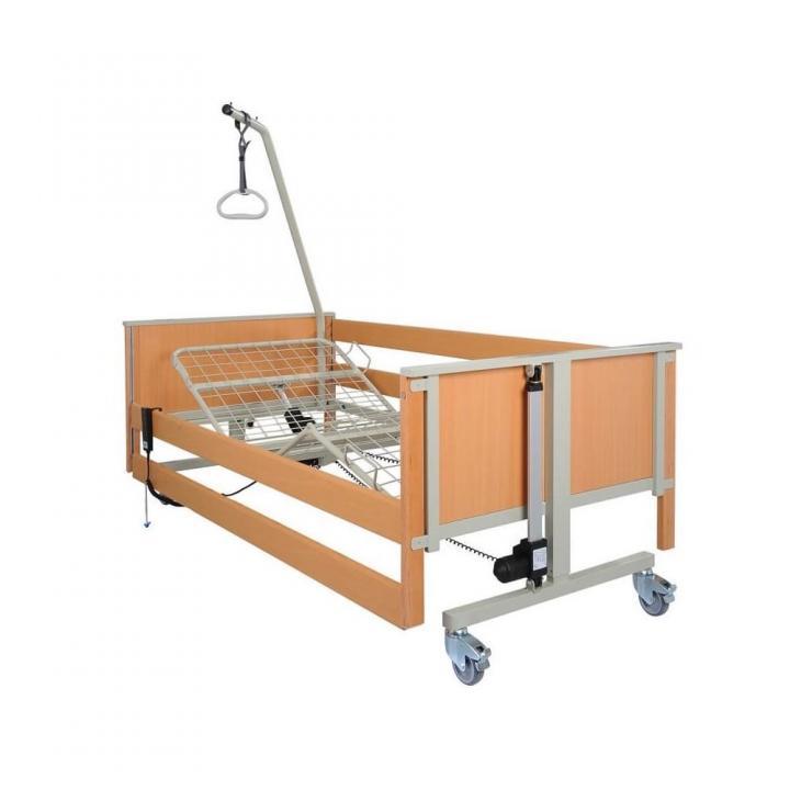 Inchiriez pat spital reglabil electric/ingrijire bolnavi la domiciliu