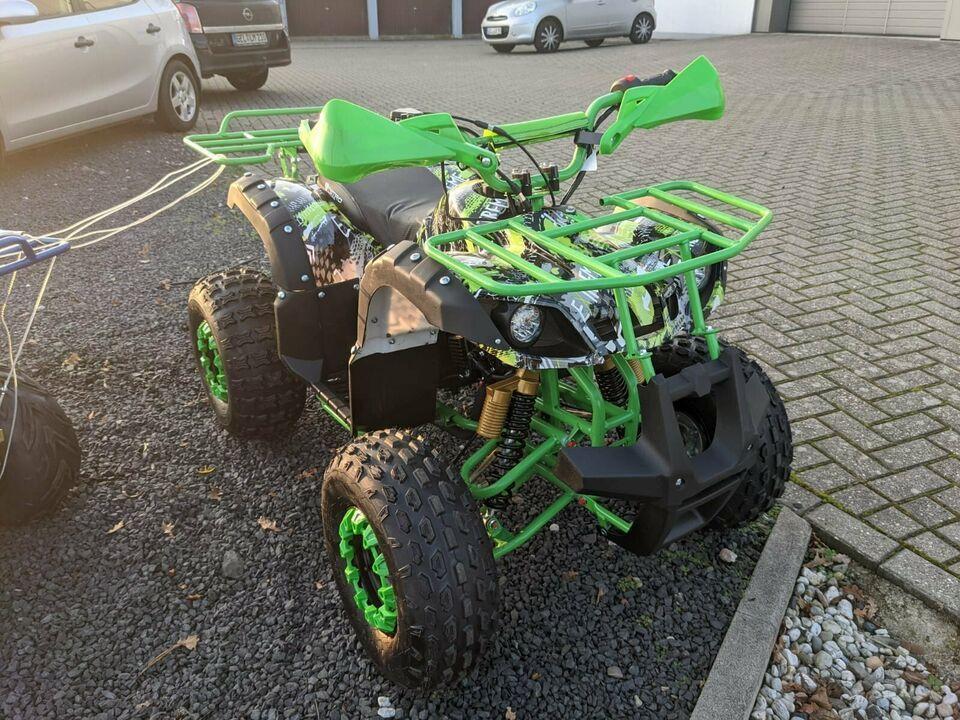 ATV TORONTO S8 GRAFFITY AUTOMAT