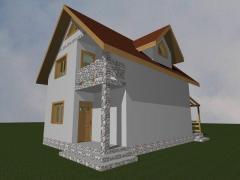 Construim case la rosiu si la cheie proiecte personalizate