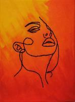 Pânză cusută pe tablouri canvas