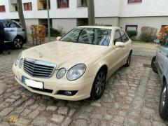 Mercedes e200 cdi 2008 automat import Germania