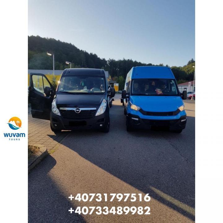 Wuvam Tours - transport persoane!