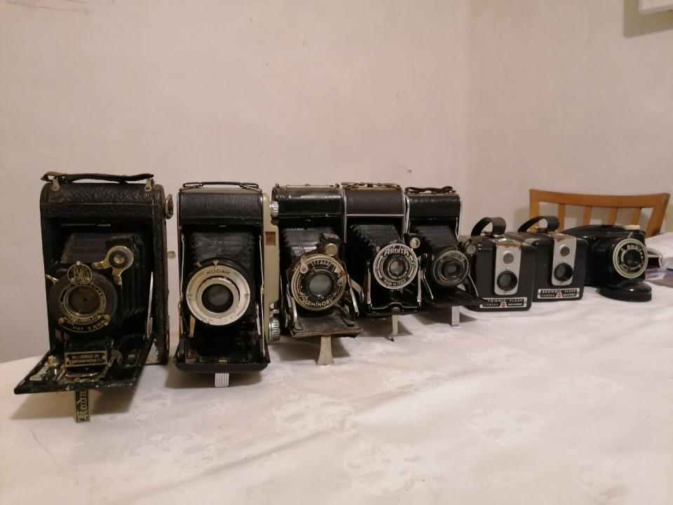 Aparate foto vintage