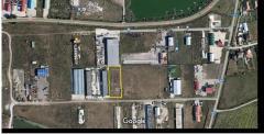 Vand Teren Industrial in Sacalaz