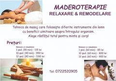 Maderoterapie