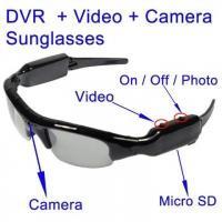 Ochelari spion cu camera video si lentila polaroid