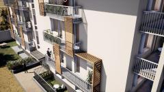 Apartament 2 camere ,excelent pentru vremurile actuale (curte proprie)