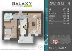 Apartament 2 camere spatios, etaj intermediar, acces rapid la statia de metrou dimitrie leonida