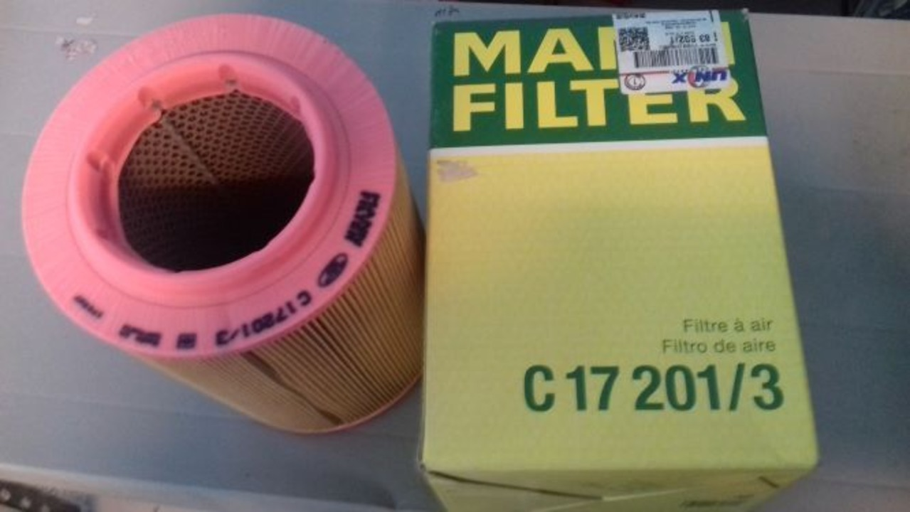 Filtru aer mann c 17 201/3