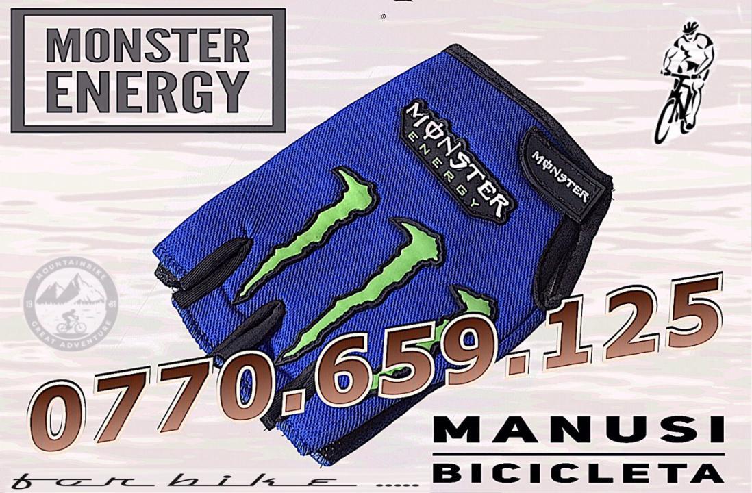 Manusi bicicleta Monster