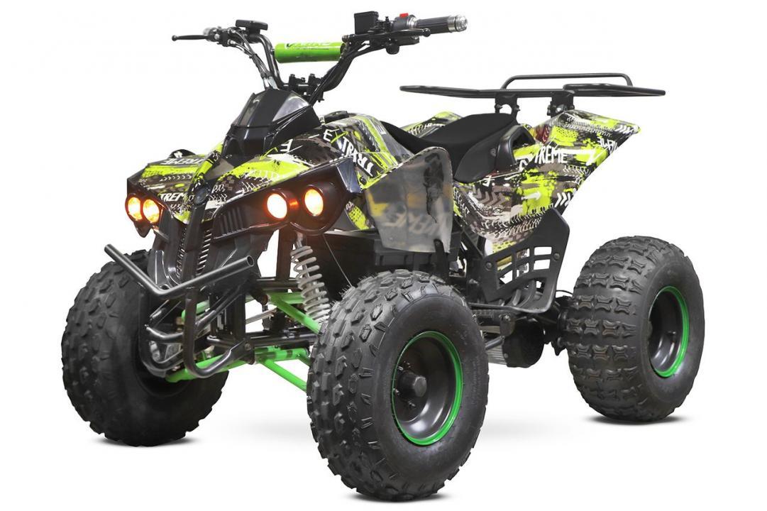 ATV Electric ECO Warrior 1000W 48V  cu Diferential