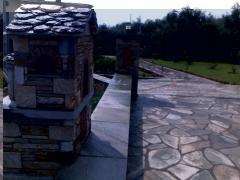 Ardezie poligonala pentru placari si pavaje in Bucuresti