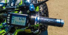 ATV electric Eco Toronto 1000W 48V DIFERENTIAL GRAFITI #Verde