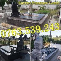 Amenajare Constructii Cavouri Lucrari Funerare Granit Ieftin