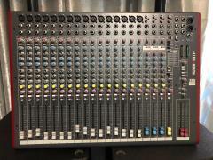 Sistem audio evenimente - boxe active + mixer