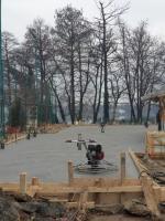 Pardoseli industriale, platforme betonate, drumuri beton, rampe auto