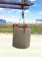 Clesti tuburi de beton pentru canalizare