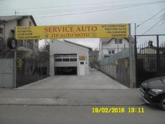 Vand Statie ITP si Service