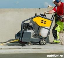 De inchiriat masina de taiat beton