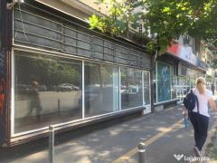 Inchiriez spatiu comercial stradal, 850 euro/ luna, metrou Stefan cel Mare