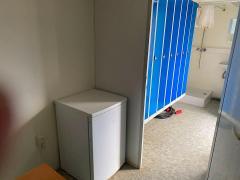 Vagoane de dormit/toalete/refrigerare/vestiare/birouri