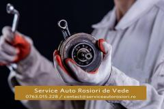Service Auto Rosiori de Vede. Reparatii automobile
