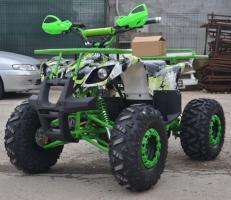 ATV electric Eco Toronto 1000W 48V DIFERENTIAL GRAFITI #Green