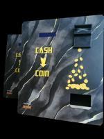 Automat de schimbat bancnote in fise