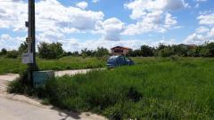1000mp intravilan, 14km de pța Romană, utilități