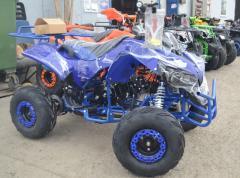 OFERTA DE VARA : ATV NITRO RENEGADE RG7 125CC#AUTOMAT