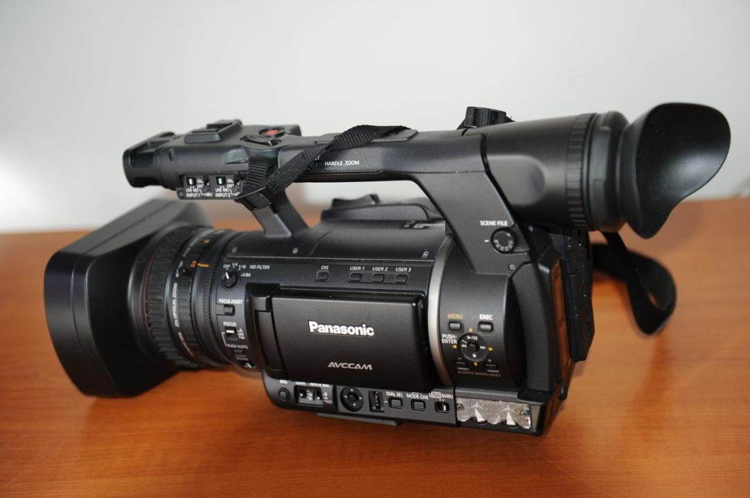 Camera video Panasonic Ag 160