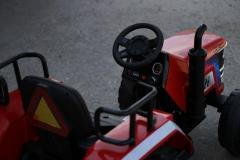 Tractoras electric pentru copii Kinderauto HL2788 90W 12V