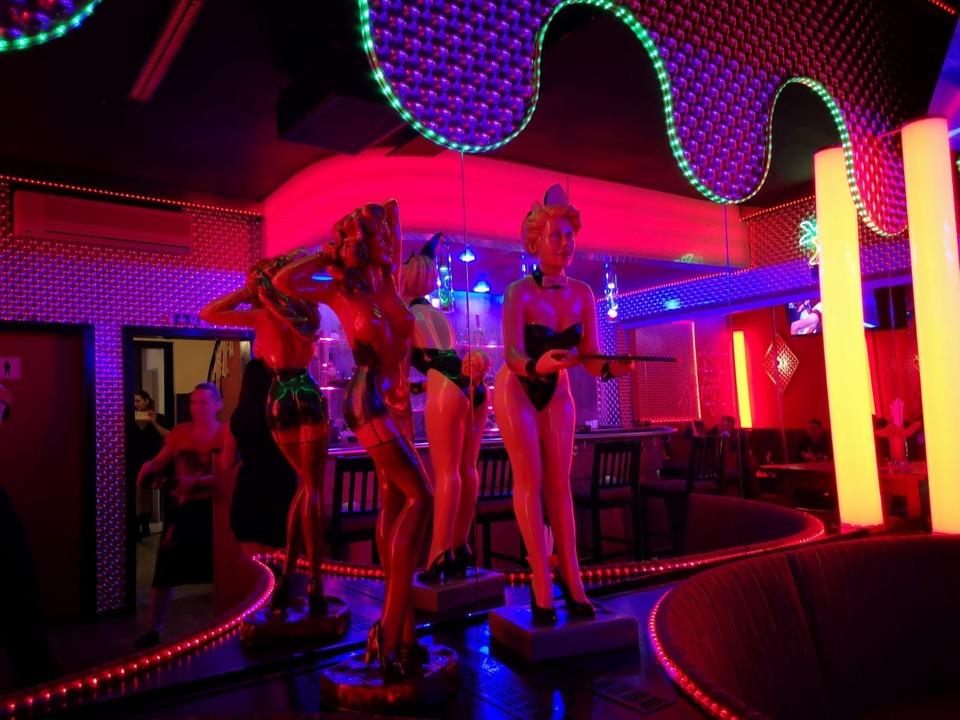 Animatoare night club Germania