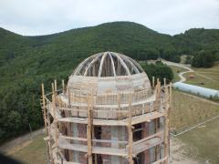 Constructii biserici la rosu, Acoperis biserici