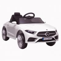 Masinuta electrica pentru copii MERCEDES CLS 350 AMG 12V Alb Nou